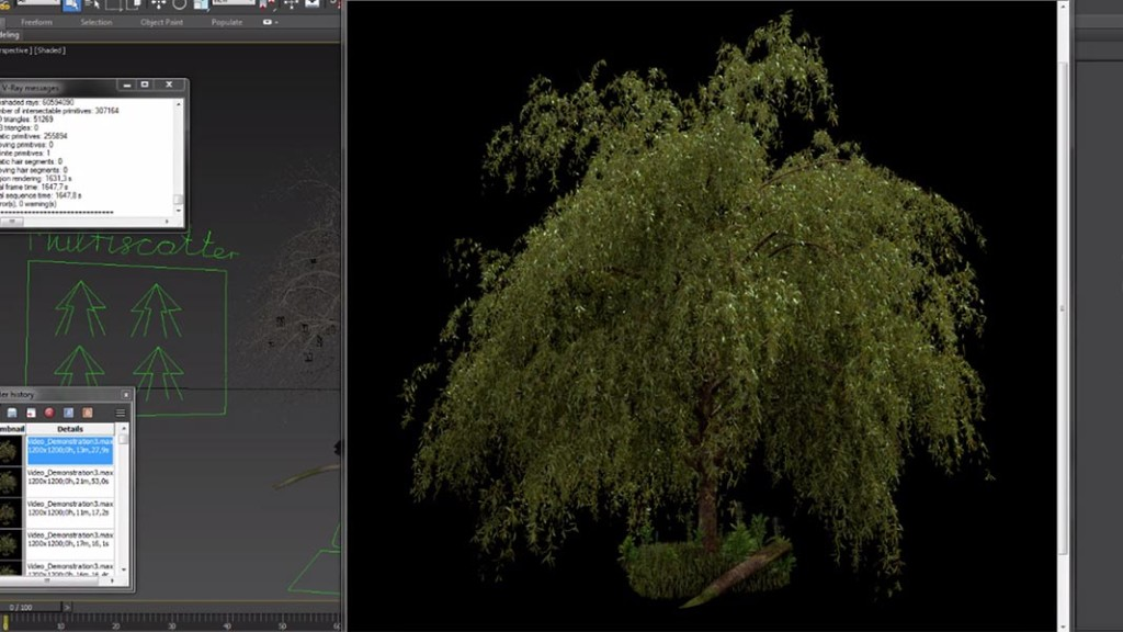 Procedural_Leave_Distribution_&-_Tree_Creation_with_Multiscatter_and_3ds_Max