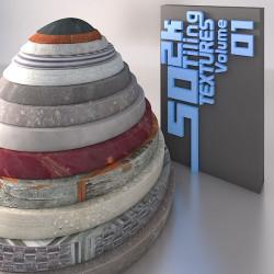 Colección de Texturas 2K