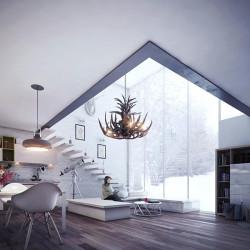 Técnicas de postproducción en Photoshop | Cold Interior