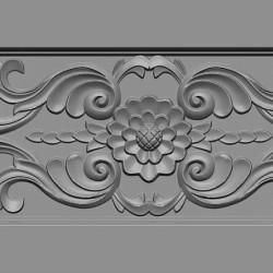 Cómo modelar paneles de madera tallada con Maya y ZBrush