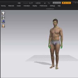 Cómo crear un avatar para Marvelous Designer