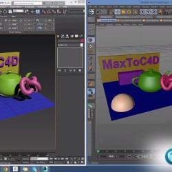Scripts para 3ds Max | MaxToC4D