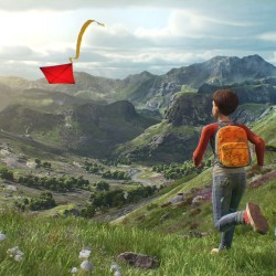 Unreal Engine Kite Open World Cinematic