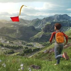 Unreal Engine Kite Open World Cinematic