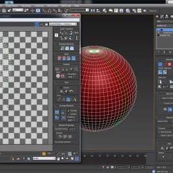 Cómo proyectar UV's de un objeto a otro en 3ds Max