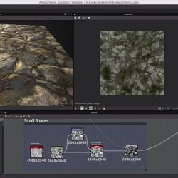 Creación de terreno procesal con Substance Designer 5