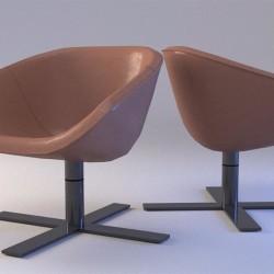 Modelando y renderizando una silla en 3ds Max