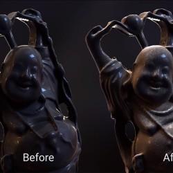 Cómo agregar polvo en tus objetos con Blender
