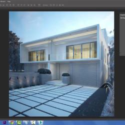 Iluminación y renderizado de exteriores con V-Ray