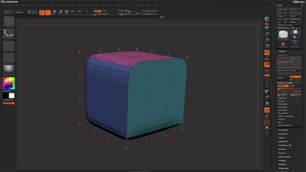 zbrush_zmodeler_tool_tutorial_pixologic_joseph_drust