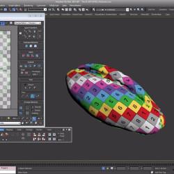 Retopología de modelos 3D obtenidos con fotogrametría
