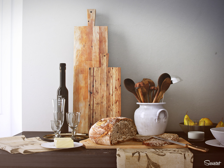 Modelos 3d gratis clxxxiv objetos de cocina ejezeta for Objetos de cocina