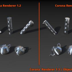 Descubre lo que trae la versión 1.3 de Corona Renderer