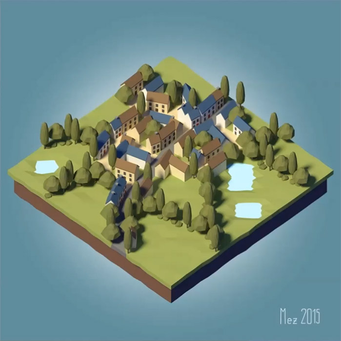 lars_mezaka_lowpoly_scene_modeling_tutorial_3d_blender