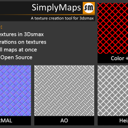 Scripts para 3ds Max | SimplyMaps