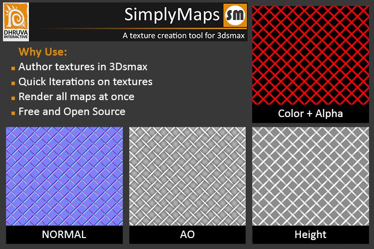simplymaps_3ds_max_script