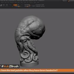 Preguntas y Respuestas para ZBrush (Parte 2)