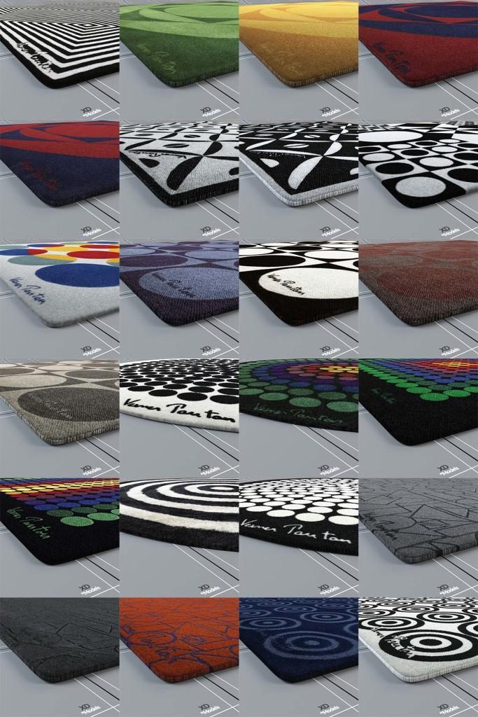 free_rugs_models_vol_1_design_xdream_3d
