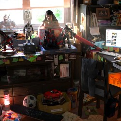Óscar Pérez Ayala   Geek Room