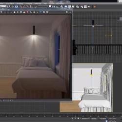 Cómo usar luces IES en 3ds Max