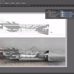 Cómo resaltar tus cortes arquitectónicos con Photoshop