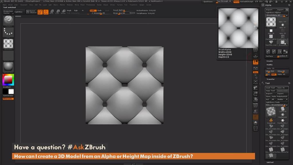 zbrush_tutorial_joseph_drust_paul_gaboury_ask_zbrush_part_8