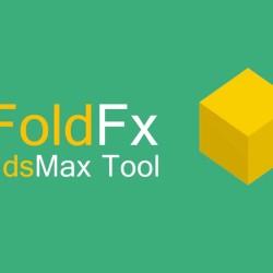 Scripts para 3ds Max | FoldFx 1.0
