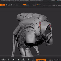 Tutorial de modelado de superficies duras con ZBrush