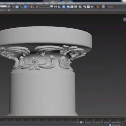 Modelado de detalles complejos en superficies irrugulares