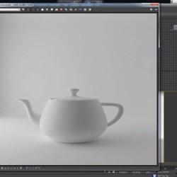 Iluminación de estudio con V-Ray y 3ds Max