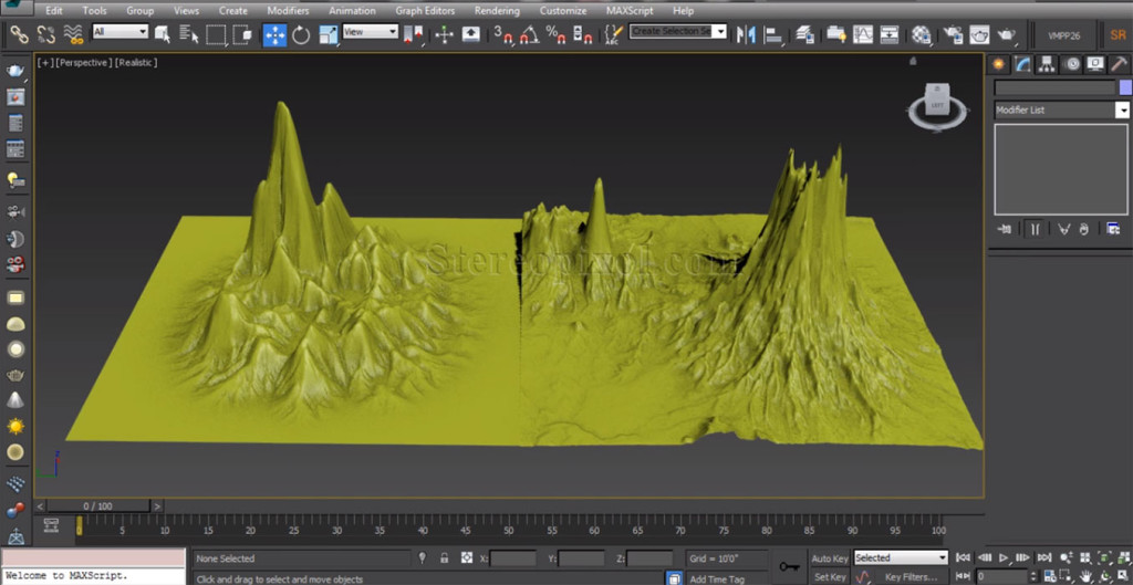 how_to_model_a_mountain_in_3ds_max_stereopixol