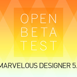 Ya puedes probar la versión 5.5 de Marvelous Designer
