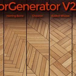 Scripts para 3ds Max | Floor Generator 2.0