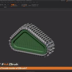 Preguntas y respuestas para ZBrush (Parte 14)