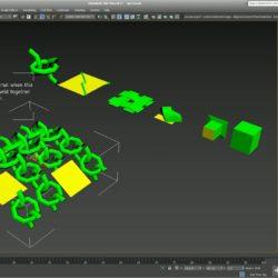 Scripts para 3ds Max | QuadScatter 1.5