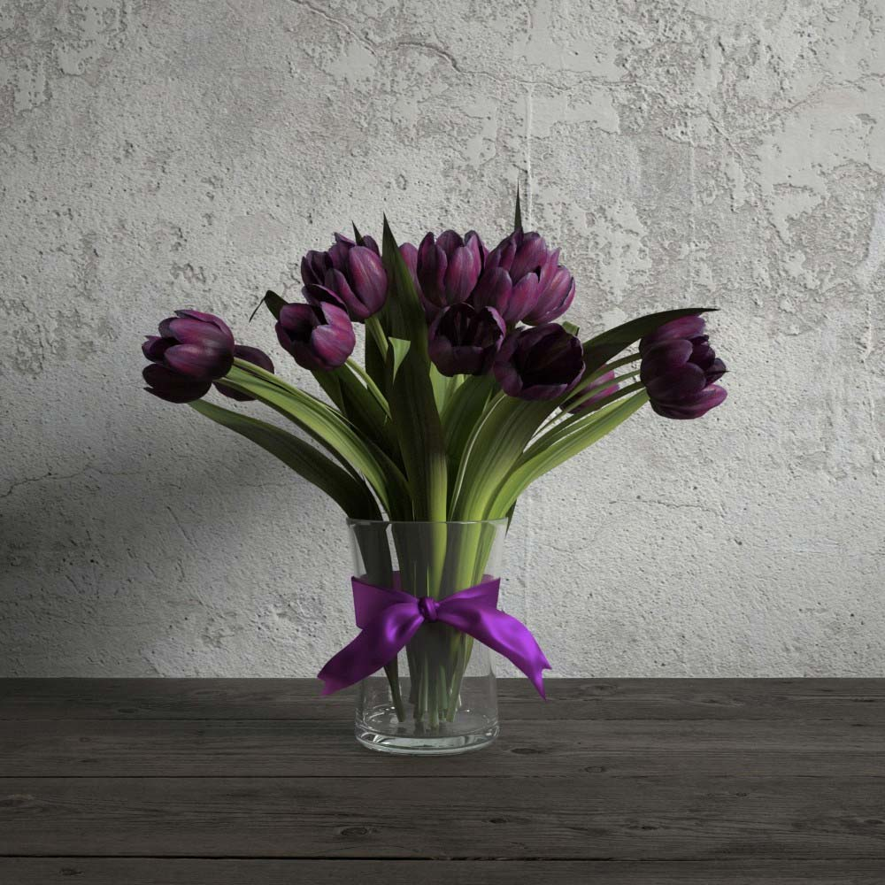 free_3d_model_flowers_archmodels_evermotion