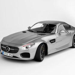 Modelos 3D Gratis CCLVII | Mercedes AMG GT