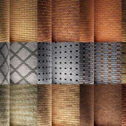 Texturas Gratis XVI | Ladrillos