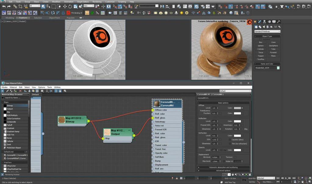 corona_renderer_pbr_shading_tutorial_3d