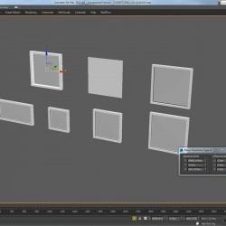 Cómo crear elementos instanciados con variaciones en 3ds Max