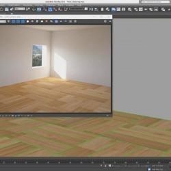 Cómo texturizar pisos con 3ds Max y Floor Generator