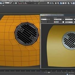 Cómo insertar geometría sobre superficies curvas
