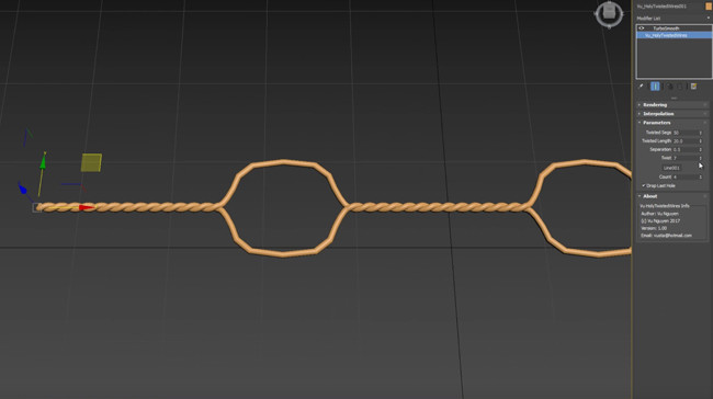 holytwistedwires_3ds_max_script