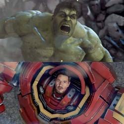 Iron Man Gamma Protocol