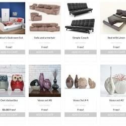 Modelos 3D Gratis CCXCI | Mix de objetos
