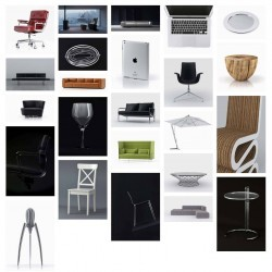 Modelos 3D Gratis CCLXXVIII | Mix de objetos