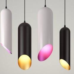 Modelos 3D Gratis CCLXXXV | Pipe Pendant Light y XZ3 200