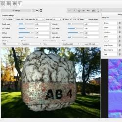 Crea mapas para bump con Awesome Bump 4.0