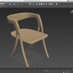 Cómo modelar la silla Brookhaven en 3ds Max
