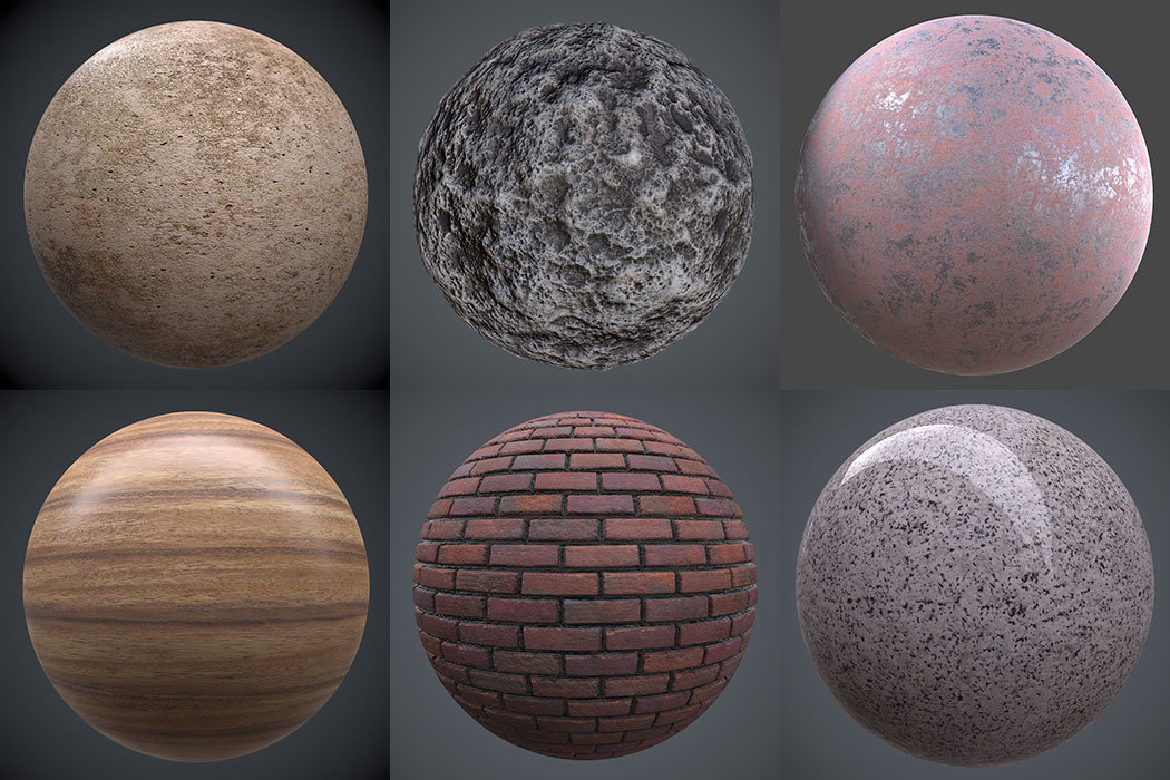 Descarga m s de 70 materiales pbr gratis ejezeta for Rendering gratis